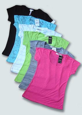 Áo phông dài tay thời trang giá cực rẻ 16k – 18k