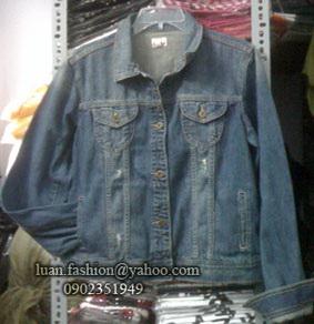 Thanh lý lô áo khoác thời trang đủ màu sắc siêu rẻ
