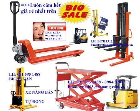XE NÂNG TAY- xe nâng tay- xe nâng từ 2 tới 5 tấn, từ 3,1tr