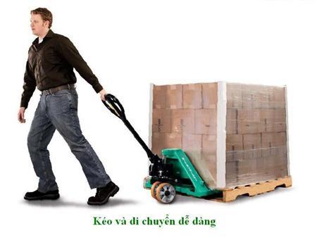 xe nâng tay 3 tấn, xe nâng tay thấp 3000 kg , xe nâng tay