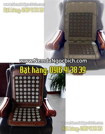 Nệm đá ngọc bích dành cho ghế văn phòng cao cấp