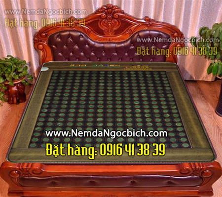 Nệm đá ngọc bích loại giường nằm mã 01 cao cấp