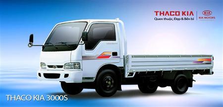Xe tai Kia, xe tải kia trả góp mới 100%!