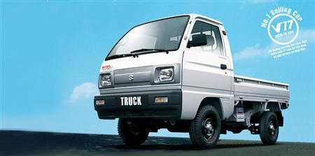 xe tai suzuki, xe tải suzuki, xe tải van suzuki giá rẻ nhất!