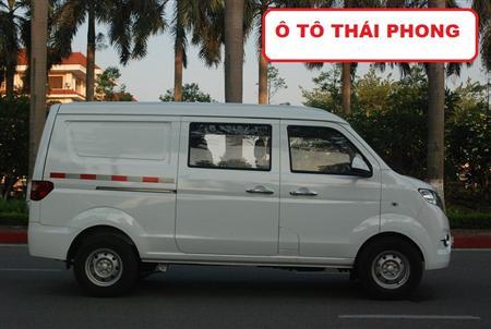 Xe tải van dongben X30, 05 chỗ ngồi, tải trọng 695kg