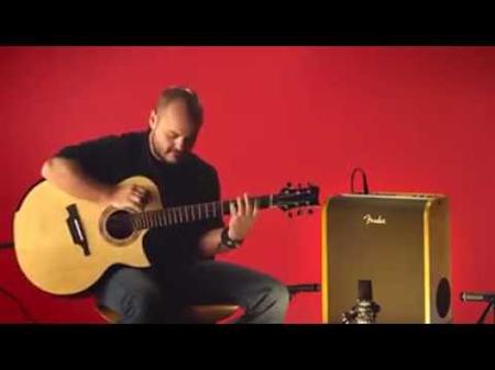 Siêu phẩm Ampli Fender dành cho Guitar Acoustic