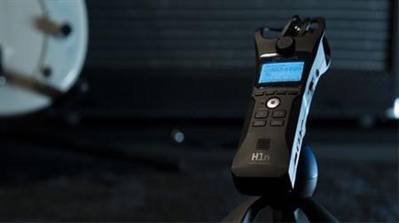 Test thiết bị thu âm cầm tay ZOOM H1n với nhạc cụ