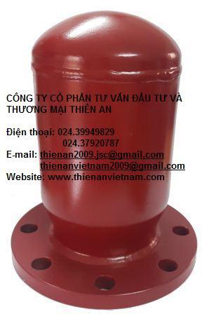 búa nước PN16 SJV,đầu phun sprinkler SJV