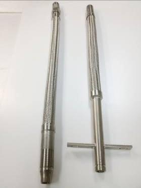 ống mềm nối đầu phun phòng sạch SJV Flex.Realflex,Seung jin