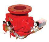 van chống tràn SJV Deluge valve, van báo đồng,kính thủy
