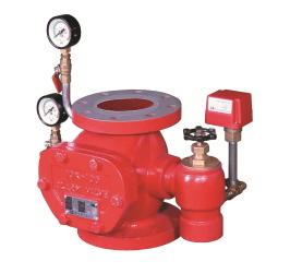 Van báo động alarm valve SJV Hàn Quốc