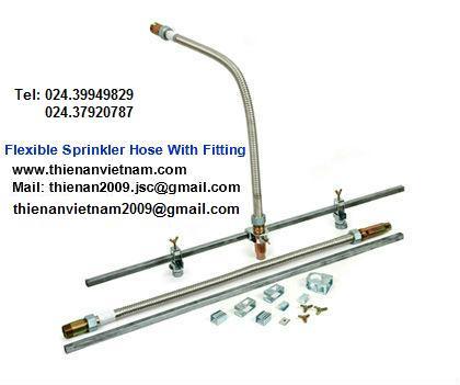 ống mềm nối đầu sprinkler SJV, SEUNG JIN 200psi(14-16bar)