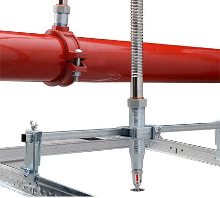 Ống mềm nối đầu sprinkler REALFLEX UL,FM203PSI(14bar),CE(16)