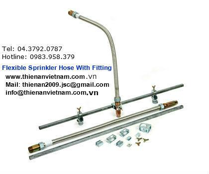 ống mềm nối đầu sprinkler SEUGN JIN,SJV-FLEX 200PSI(14bar)