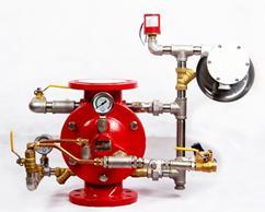 van chống tràn SJV PN16,deluge valve, alarm valve TYCO