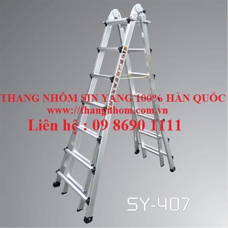 Thang nhôm rút SIN YANG Chính hãng Hàn quốc 100%