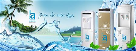 Cây nước nóng lạnh Lavio nhập khẩu được nhiều người tin dùng