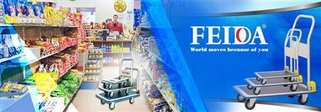 Xe đẩy hàng  Feida tiết kiệm chi phí cho do doanh nghiệp