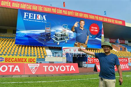 Tập đoàn Feida tuyển dụng nhân sự