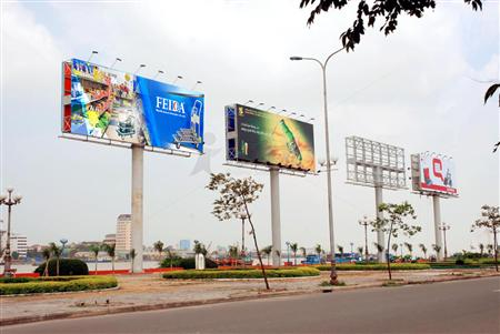 Xe đẩy hàng Feida vào Top 100 thương hiệu uy tín