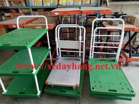 Xe đẩy hàng Hàn quôc nhập khẩu chính hãng chất lượng số 1
