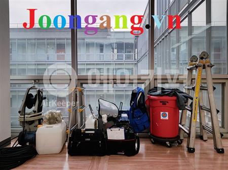 Thang nhôm Joongang số 1 Hàn quốc