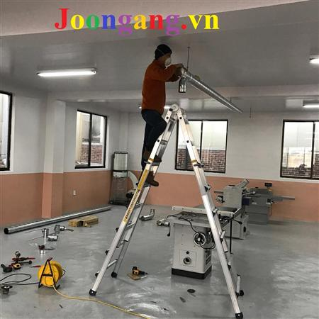 Đại lý thang nhôm Joongang Hàn quốc tại Việt nam