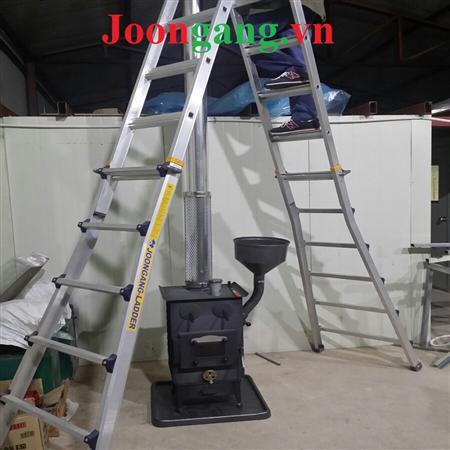Thang nhôm Joongang Hàn quốc JALS-43 có tốt không