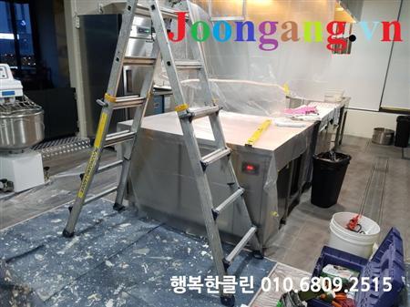 Thang nhôm Hàn quốc chất lượng là số 1
