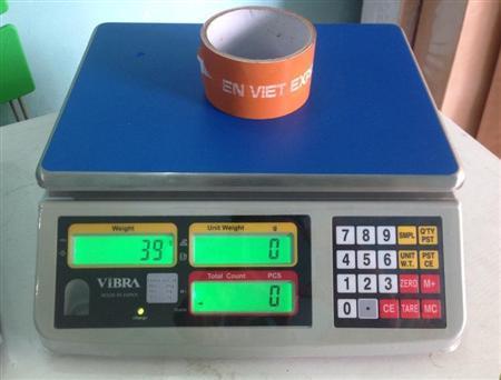 Cân điện tử đếm sản phẩm VIBRA ALC 3,6,15,30kg