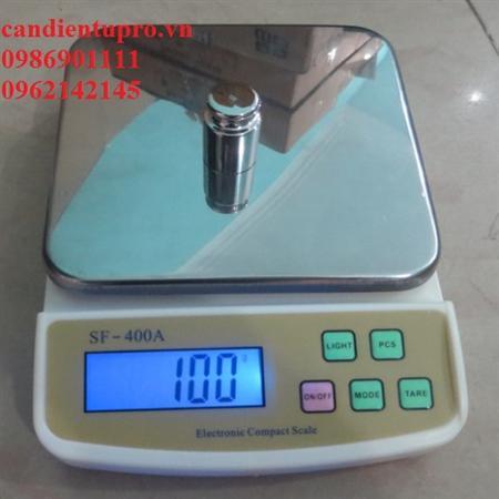 Cân điện tử nhà bếp  SF 400 A (3Kg/0,5Gg)