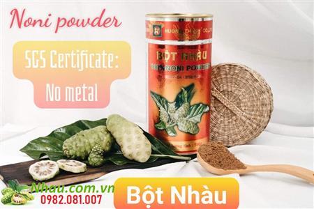 Bột Nhàu (Noni powder) - 100% từ trái nhàu tự nhiên tốt cho