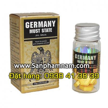 Thuốc cường dương Germany Must State 8000mg