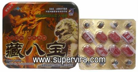 Thuốc cường dương Tibet Babao