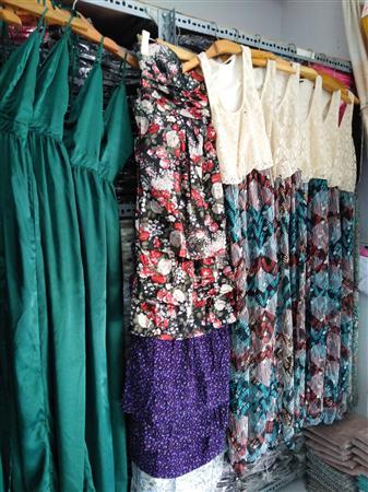 Bỏ sỉ váy đầm đẹp mẫu đầm maxi rớt vai thời trang giá rẻ