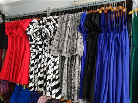Xưởng sỉ quần áo váy đẹp giá rẻ xuất khẩu tại thành phố HCM