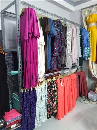 Chuyên sỉ đầm xuất khẩu cao cấp lên shop tại HCM