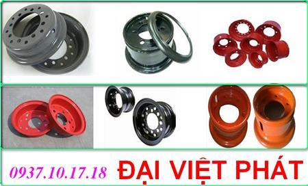 Mâm lốp xe nâng Biên Hoà Amata Hố nai Long Khánh Đồng Nai