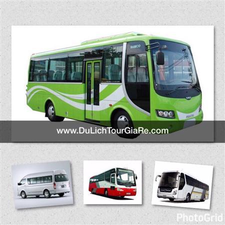 Cho thuê xe du lịch - công ty du lịch đất xanh