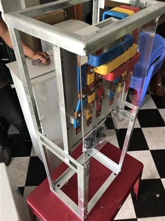 Tủ điện composite - tủ điện phân lô kiểu mới