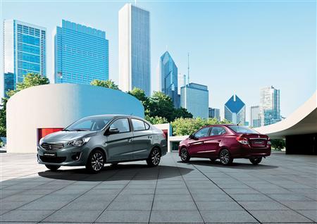 Mitsubishi Attrage - bán xe Mitsubishi Attrage giá tốt nhất.