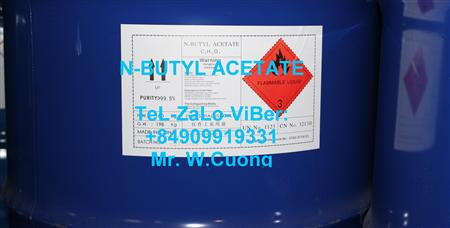 Bán  BUTYL ACETATE, n-butyl, n-butyl ester; NBAC