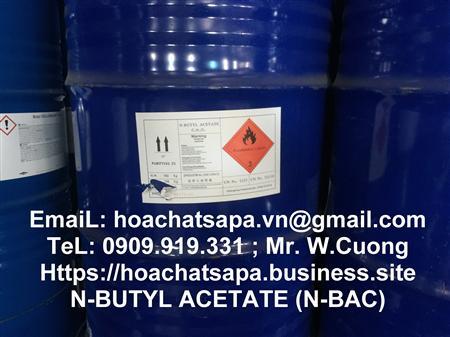 Bán N-BAC, butylacetate, butyl, dung môi sơn PU