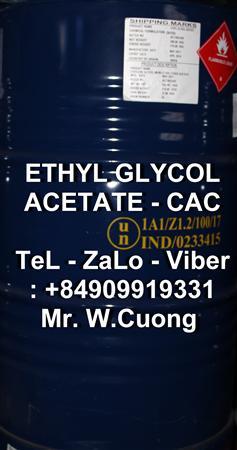 bán cellosolve acetate, CAC, dung môi ngành sơn, chống mốc