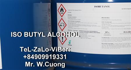 Bán isobutanol , iso butanol, secondary Butanol, IBA, malay