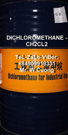 Bán methylene chloride, MC, dung moi Dichloromethane, CH2CL2