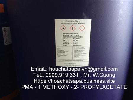 Bán DOWANOL, PMA, Propylene glycol monomethyl ether acetate