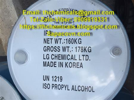 Bán isopropyl alcohol, IPA Tech, IPA 99% dung moi muc in
