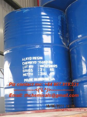 Eterkyd 1108-M80| nhựa alkyd long oil |1108-M80 gốc đậu nành