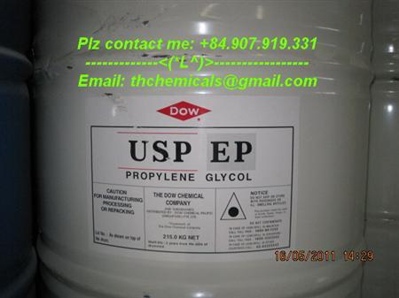 bán Propylene glycol, glycol tải lạnh, hệ thống chiller